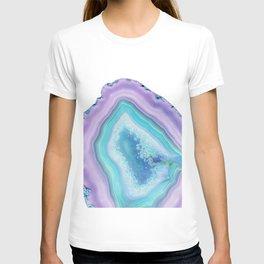 Mermaid Princess Agate #2 #gem #decor #art #society6 T-shirt