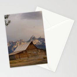 Grand Teton National Park - Mormon Row Moulton Barn Stationery Cards
