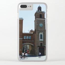 Ferrara I Clear iPhone Case