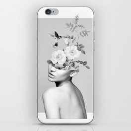 Floral beauty 2 iPhone Skin