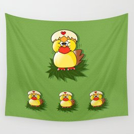 Are you Ready Wall Tapestry