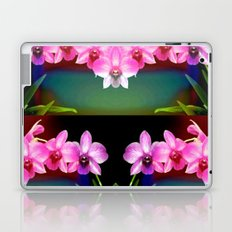 Magical Orchids Laptop & iPad Skin