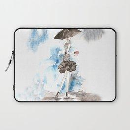 Rainy Laptop Sleeve