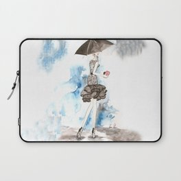 Rainy Laptop Sleeve
