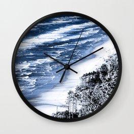 Cape Lookout Netarts Wall Clock