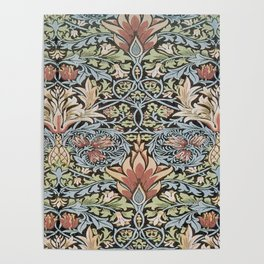 Art work of William Morris 6 Poster