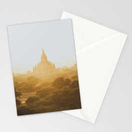 Bagan Temples II Stationery Cards