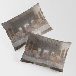 """Leonardo da Vinci """"The Last Supper"""" Pillow Sham"""