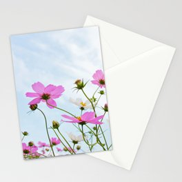 COSMOS -Pink I Stationery Cards