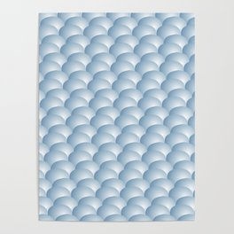 Reach out and touch bubble wrap pattern Poster