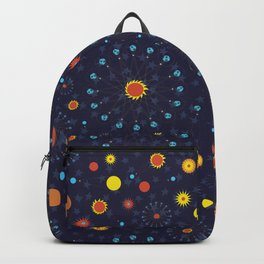 Solar Eclipse ~ Mystical Backpack