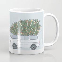 Driving Home For Christmas Coffee Mug