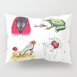 Twisted Fairy-tale Mix Pillow Sham