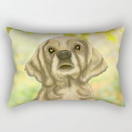 Cocker Spaniel Rectangular Pillow