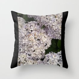 flowers of peace Throw Pillow