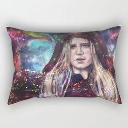 Solar Storm pt 2 Rectangular Pillow