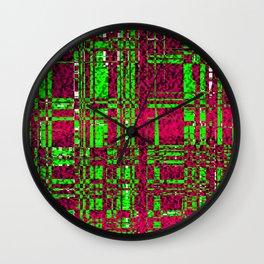 X Claim Nation:Static! Wall Clock