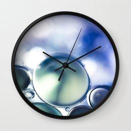silence and waiting Wall Clock