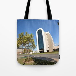 Northeastern StateUniversity - The W. Roger Webb IT Building, No. 2 Tote Bag