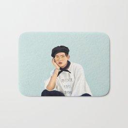 Beachboy Taehyung Bath Mat