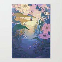 symphony of sorcery Canvas Print