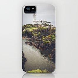 Fanad Lighthouse iPhone Case