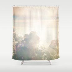 Blissfully Yours Shower Curtain