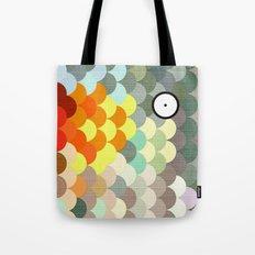 Rainbow Scales  Tote Bag
