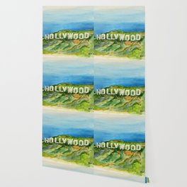 Hollywood Sign - An American Cultural Icon Wallpaper