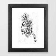 Witchdoctor Framed Art Print
