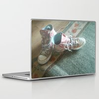 converse Laptop & iPad Skins featuring Converse by Beatrice