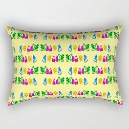 Artifact Stuff Rectangular Pillow
