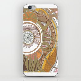 Golden Compass iPhone Skin