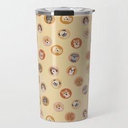 Cute Dogs 1 Travel Mug