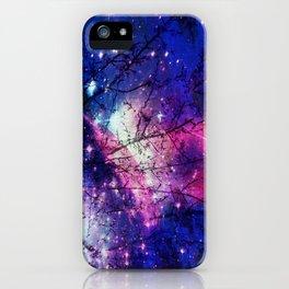 THE SECRET GALAXY iPhone Case
