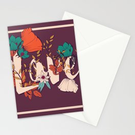 Type Love 001 Stationery Cards