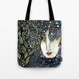 The English Woman Tote Bag