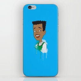 Vince Recess iPhone Skin