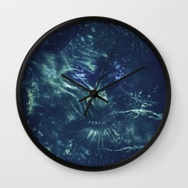White Walker Wall Clock