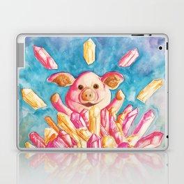 Porky Crystal Power Laptop & iPad Skin