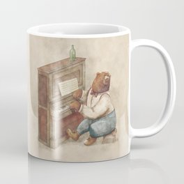 The Pianist Coffee Mug