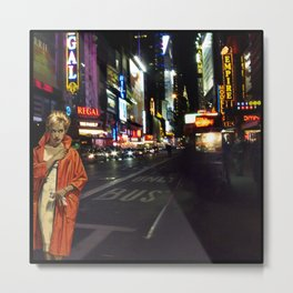 Downtown Metal Print