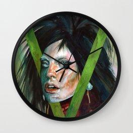 LadyGaga for VMagazine III Wall Clock