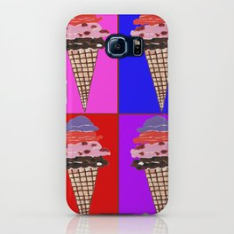 Time For Ice Cream iPhone Case