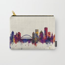 Rochester New York Skyline Carry-All Pouch