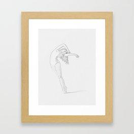 """Infinita belleza"" * 8 Framed Art Print"