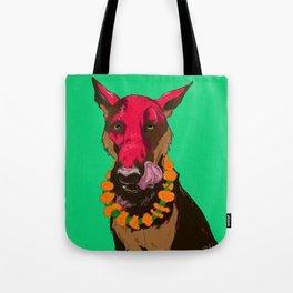 Dog Festival Tote Bag