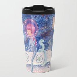 Space Edelweiss Travel Mug