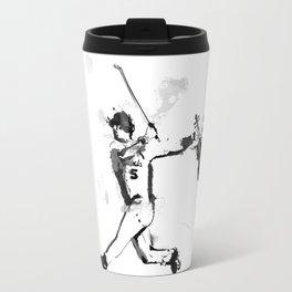 Baseball Violin Travel Mug