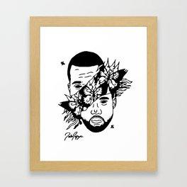 KwestFly Framed Art Print